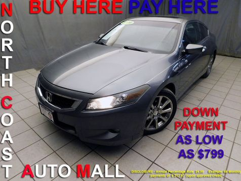 2008 Honda Accord EX-L As low as $799 DOWN in Cleveland, Ohio