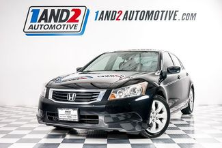 2008 Honda Accord EX-L in Dallas TX
