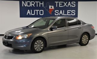 2008 Honda Accord LX in Dallas, TX 75247