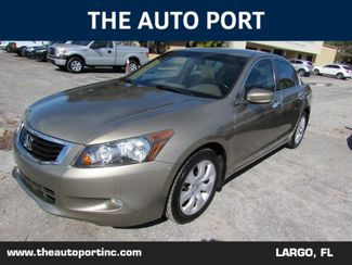 2008 Honda Accord EX-L W/NAVI in Largo, Florida 33773