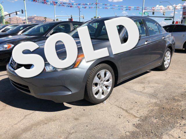 2008 Honda Accord EX CAR PROS AUTO CENTER (702) 405-9905 Las Vegas, Nevada
