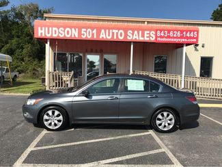 2008 Honda Accord EX-L | Myrtle Beach, South Carolina | Hudson Auto Sales in Myrtle Beach South Carolina