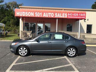 2008 Honda Accord EX-L | Myrtle Beach, South Carolina | Hudson Auto Sales in Myrtle Beach South Carolina