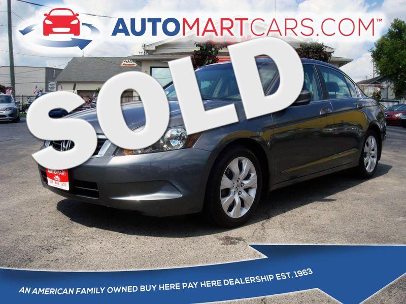 2008 Honda Accord EX-L   Nashville, Tennessee   Auto Mart Used Cars Inc. in Nashville Tennessee