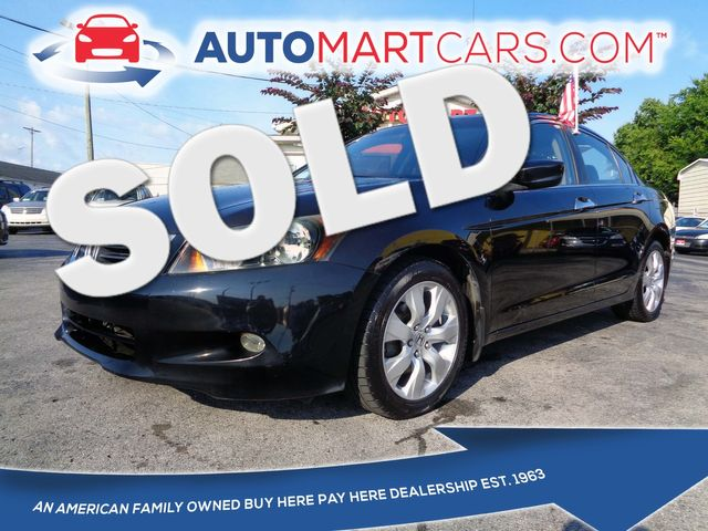 2008 Honda Accord EX-L | Nashville, Tennessee | Auto Mart Used Cars Inc. in Nashville Tennessee