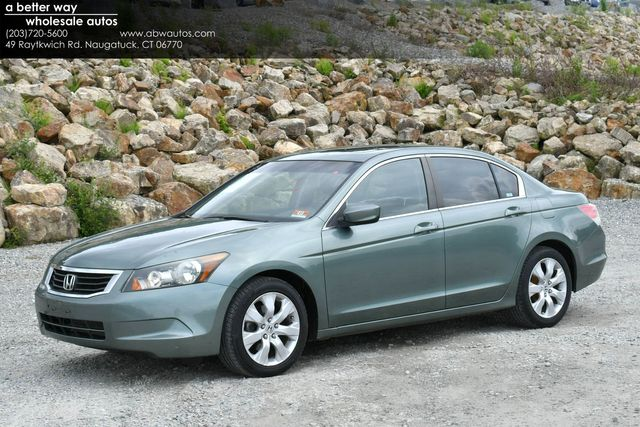 2008 Honda Accord EX-L Naugatuck, Connecticut