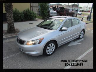 2008 Honda Accord EX-L, Leather! Sunroof! Clean CarFax! in New Orleans Louisiana, 70119