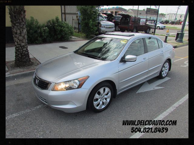 2008 Honda Accord EX-L, Leather! Sunroof! Clean CarFax!