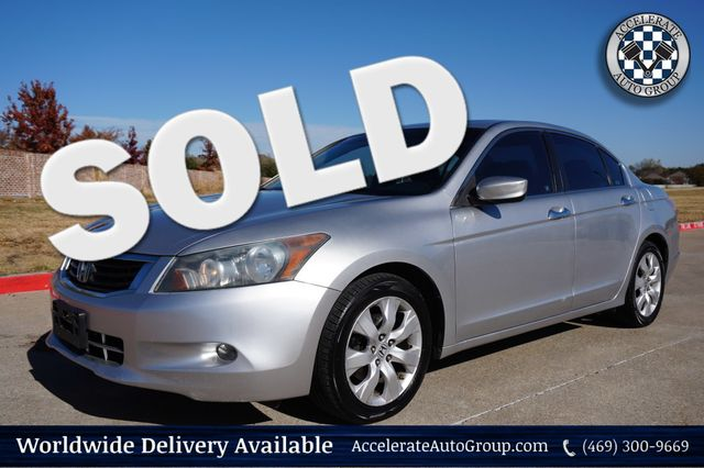2008 Honda Accord EX-L in Rowlett