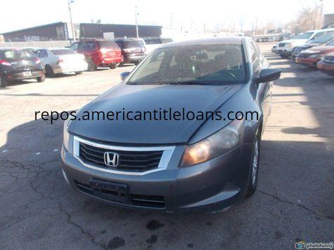 2008 Honda Accord LX-P in Salt Lake City, UT
