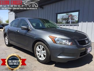 2008 Honda Accord LX-P in San Antonio, TX 78212