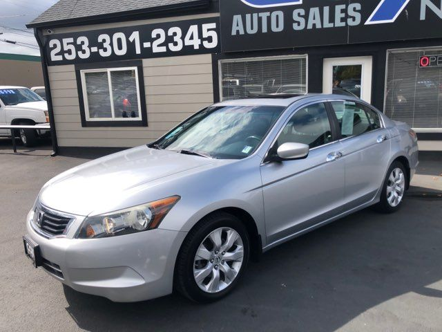 2008 Honda Accord EX-L in Tacoma, WA 98409