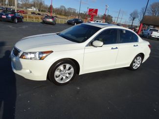 2008 Honda Accord EX-L in Valparaiso, Indiana 46385