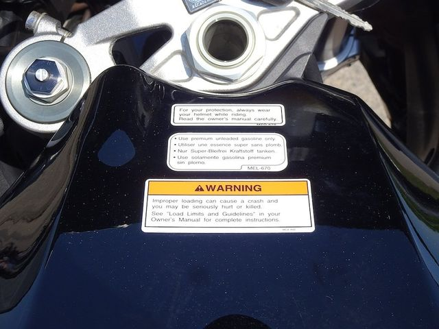 2008 Honda CBR 1000RR Motorcycle Madison, NC 13