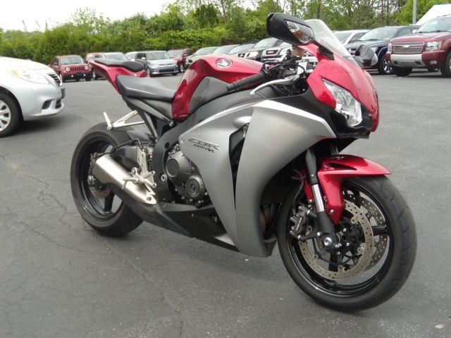2008 Honda CBR® 1000RR