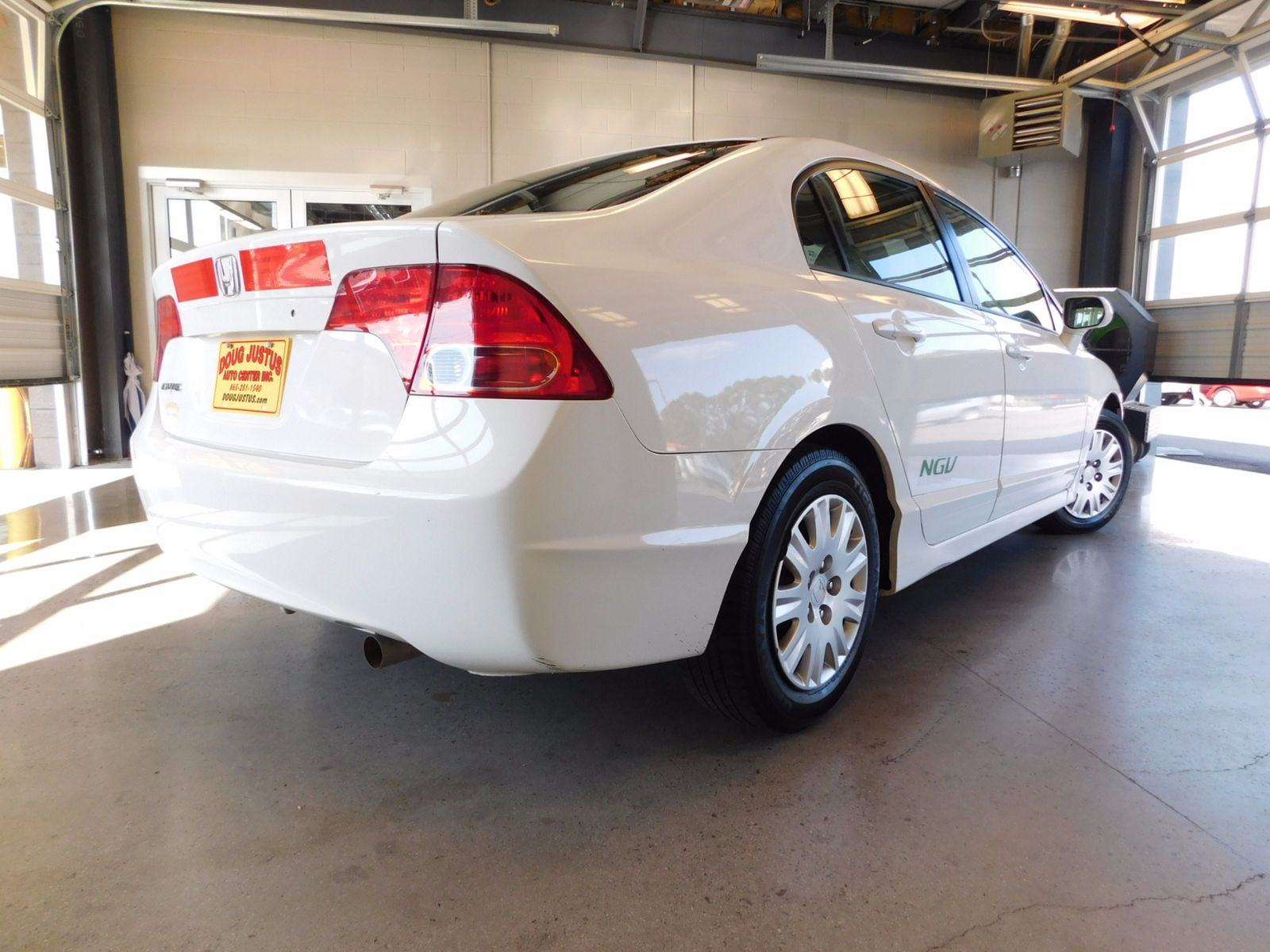 ... 2008 Honda Civic GX-Natural Gas Vehicle city TN Doug Justus Auto Center  Inc in ...