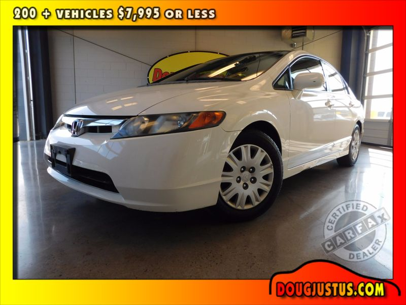2008 Honda Civic GX  city TN  Doug Justus Auto Center Inc  in Airport Motor Mile ( Metro Knoxville ), TN