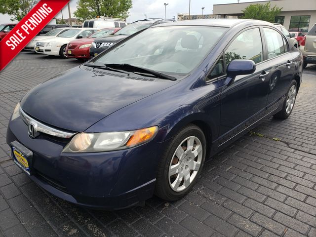 2008 Honda Civic LX | Champaign, Illinois | The Auto Mall of Champaign in Champaign Illinois