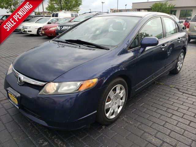 2008 Honda Civic LX | Champaign, Illinois | The Auto Mall of Champaign in Champaign Illinois