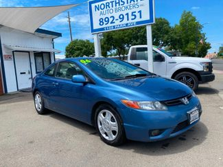 2006 Honda Civic LX Chico, CA 0