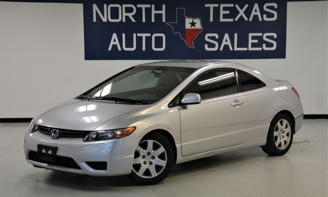 2008 Honda Civic LX in Dallas, TX 75247