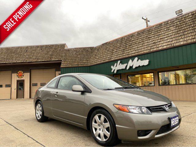 2008 Honda Civic LX ONLY 18,000 Miles