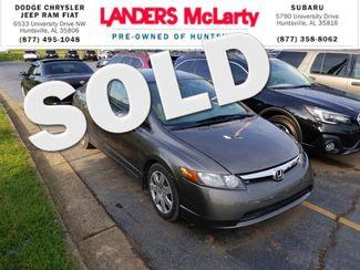 2008 Honda Civic LX | Huntsville, Alabama | Landers Mclarty DCJ & Subaru in  Alabama
