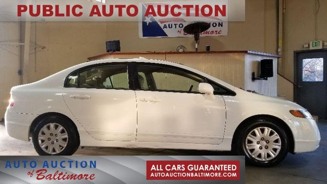 2008 Honda Civic GX | JOPPA, MD | Auto Auction of Baltimore  in Joppa MD