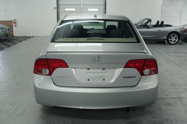 2008 Honda Civic Hybrid Kensington, Maryland 3