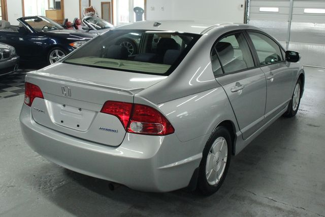2008 Honda Civic Hybrid Kensington, Maryland 4