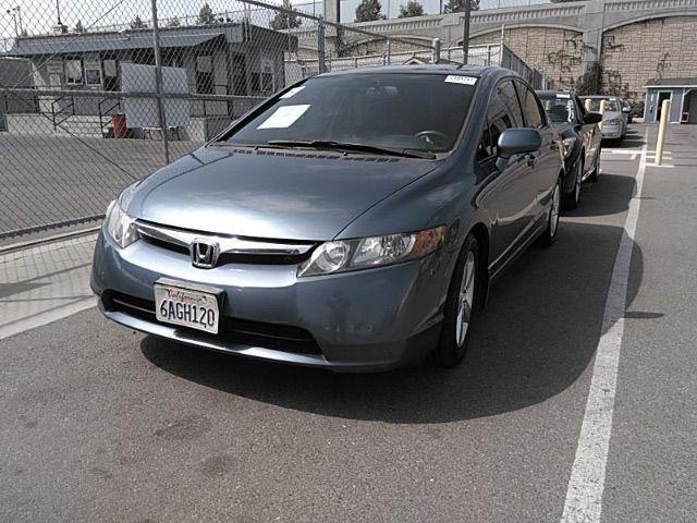 2008 Honda Civic EX L