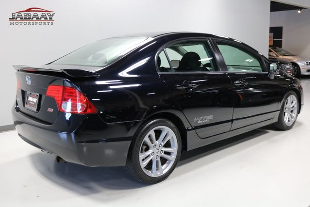 2008 Honda Civic Si Merrillville, Indiana 4