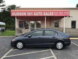 2008 Honda Civic CVT AT-PZEV | Myrtle Beach, South Carolina | Hudson Auto Sales in Myrtle Beach South Carolina