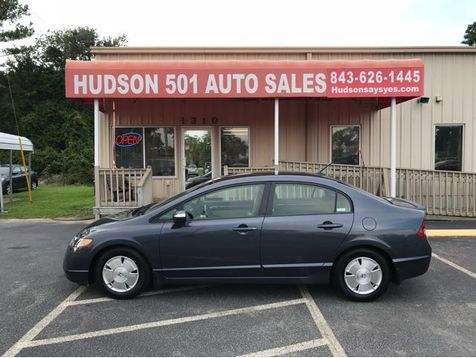2008 Honda Civic CVT AT-PZEV | Myrtle Beach, South Carolina | Hudson Auto Sales in Myrtle Beach, South Carolina