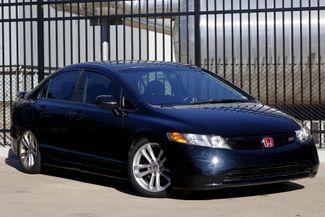 2008 Honda Civic Si* Manual* Sedan* EZ Finance**   Plano, TX   Carrick's Autos in Plano TX