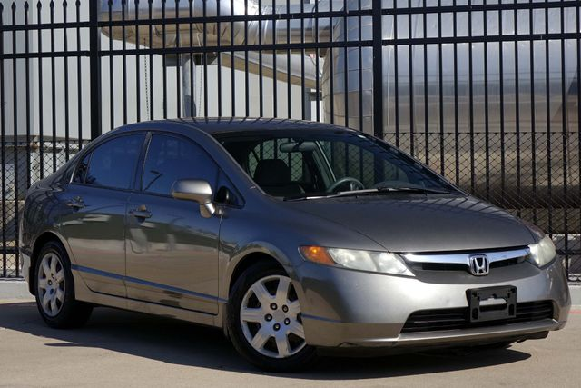 2008 Honda Civic LX* One Owner* EZ Finance*** | Plano, TX | Carrick's Autos in Plano TX