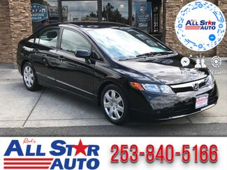 2008 Honda Civic LX in Puyallup Washington, 98371