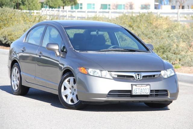 2008 Honda Civic LX Santa Clarita, CA 3