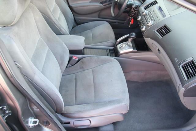 2008 Honda Civic LX Santa Clarita, CA 14