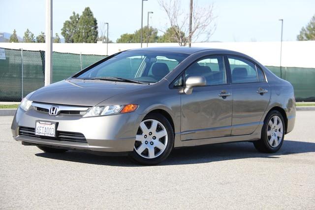 2008 Honda Civic LX Santa Clarita, CA 1