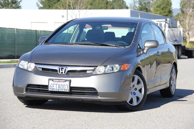 2008 Honda Civic LX Santa Clarita, CA 4