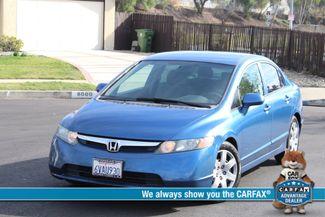 2008 Honda CIVIC LX SEDAN AUTOMATIC 89K MLS in Woodland Hills, CA 91367