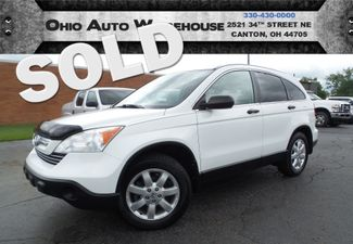 2008 Honda CR-V EX Sunroof 75K LOW MILES We Finance | Canton, Ohio | Ohio Auto Warehouse LLC in  Ohio