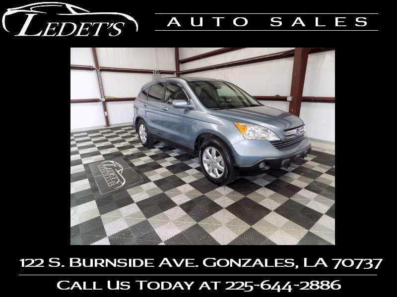 2008 Honda CR-V EX-L - Ledet's Auto Sales Gonzales_state_zip in Gonzales Louisiana