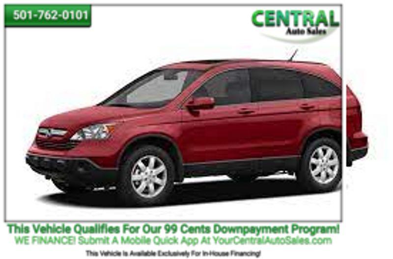 2008 Honda CR-V LX   Hot Springs, AR   Central Auto Sales in Hot Springs AR