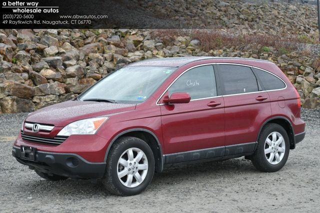 2008 Honda CR-V EX-L 4WD Naugatuck, Connecticut
