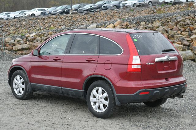 2008 Honda CR-V EX-L 4WD Naugatuck, Connecticut 4