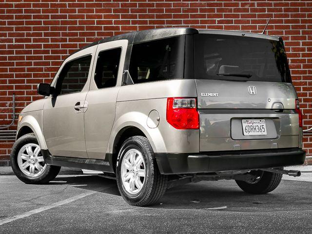 2008 Honda Element EX Burbank, CA 8