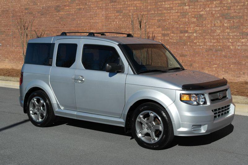 Used 2008 Honda Element SC