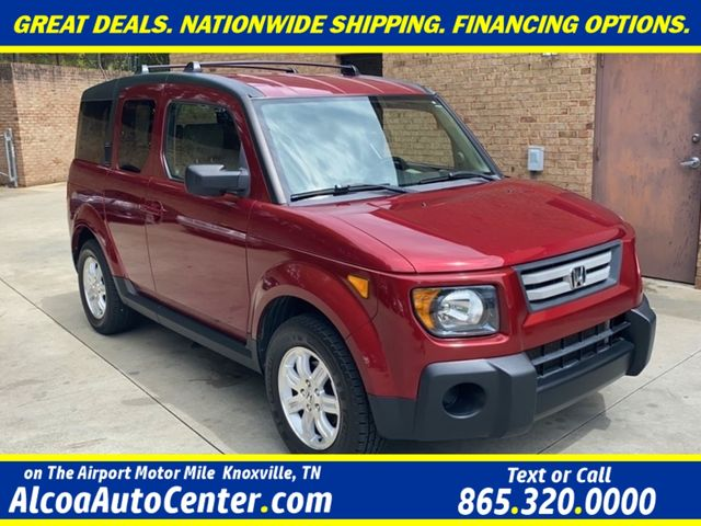 "2008 Honda Element EX w/Tow Package/16"" Aluminum Wheels in Louisville, TN 37777"